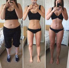 83 kg - 55 kg - 63 kg 💪🏼😃 Lisa hat insgesamt 20 Kilogramm abgenommen und fühlt sich jetzt sichtlich wohl in ihrem Körper ❤ Du willst etwas Ähnliches erreichen? Dann hol dir jetzt unser Bestseller Ernährungsprogramm und starte durch! Credit: @lisa.b88