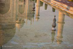 Reflection of Taj Mahal Taj Mahal, Reflection, India, Painting, Art, Art Background, Goa India, Painting Art, Kunst