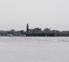 #ISIS #NewJersey #HobokenTerminal #HudsonRiver #Lackawanna #BriceDailyPhoto