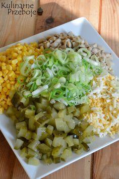 Anti Pasta Salads, Pasta Salad Recipes, Keto Cucumber Recipe, Fresco, Green Bean Recipes, Cauliflower Recipes, Side Dishes, Good Food, Food And Drink