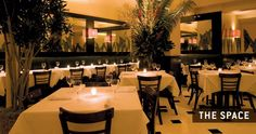 Dine at Indochine in Nolita NYC, an amalgam of tropical-bordello décor, French-Vietnamese cuisine, and a playground for artists and celebrities. Vietnamese Cuisine, Indochine, Nyc Restaurants, Time To Eat, Low Lights, Table Settings, Tropical, New York, Table Decorations