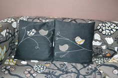 cushions-but it's in german or dutch-no idea what they're saying in the article haha