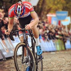 One more time! Mathieu Van Der Poel Eurocross 2017