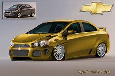 Chevrolet Sonic Sedan 2013