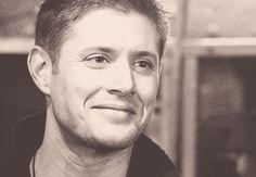 [gif] Dean laughing...but  that tongue  :O   #Supernatural 4.02