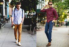 「斜紋棉布褲 Chinos」3大穿搭Tips!結合時髦與舒適的超殺秋冬必備單品   manfashion這樣變型男-最平易近人的男性時尚網站