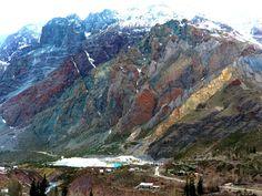 Chili - région de Santiago - Cajon de Maipo