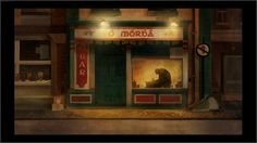 Song of the Sea - an animated feature film Saloon, Alice, Jason Song, Dan Norton, Eliot Kid, Peter Chan, Spa Studio, Song Of The Sea, Animation Background
