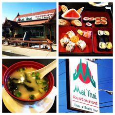My fav Thai restaurant.
