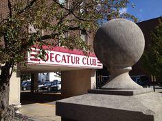 The Decatur Club;  Decatur Illinois