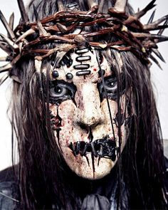 Joey Jordison, formerly of Slipknot Rap Metal, Rock Y Metal, System Of A Down, Heavy Metal, Thrash Metal, Metallica, Iowa, All Hope Is Gone, Slipknot Corey Taylor