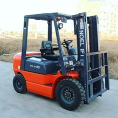 China good quality 2ton diesel forklift truck