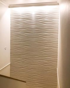 panels www. Stairway Lighting, Stairways, Curtains, Led, Lights, Interior Design, Wall, Projects, Furniture