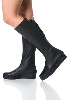 Black Boots - Mihaela Glavan