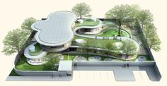 kindergarten architecture concept - Google Search