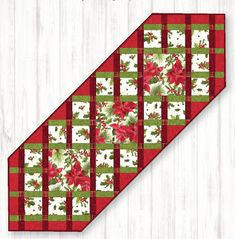 In today's post we're featuring 50 free patterns for table runners, table toppers and place mats. And don't miss our Free Pattern Days for . Xmas Table Runners, Quilted Table Runners Christmas, Christmas Runner, Table Runner And Placemats, Table Runner Pattern, Christmas Ribbon, Purple Christmas, Coastal Christmas, Modern Christmas