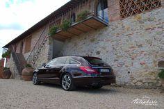 Mercedes-Benz CLS Shooting Brake in Toskana