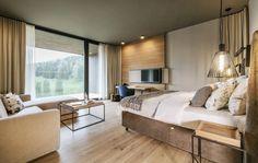 Urlaub auf der Alm: Almwellness Hotel Pierer - The Chill Report Bed, Romance, Furniture, Home Decor, Short Breaks, Recovery, Homes, House, Romance Film