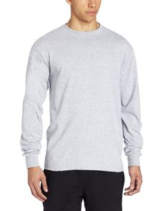 Great for those cold winters. Amazon.com: Soffe Men's Men'S Long Sleeve Cotton T-Shirt: Sports & Outdoors