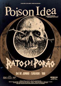 Poison Idea, Ratos De Porao