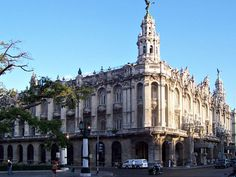 Gran Teatro de La Habana - La Habana
