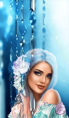 Illustrations, Color Change, Disney Princess, Disney Characters, Pictures, Photos, Flowers, Gifs, Woman