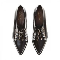 Stella Derby Shoes COLIAC ❤ liked on Polyvore featuring shoes and flats
