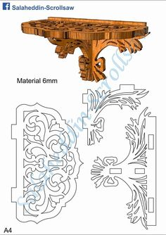 discovering help on sensible Popular Woodworking Plans Guitar secrets Easy Craft Projects, Wood Projects, Wood Crafts, Diy And Crafts, 3d Puzzel, Cnc Cutting Design, Router Projects, 3d Cnc, Large Christmas Baubles