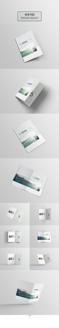 https://www.behance.net/gallery/22125999/Free-A4-Bifold-Brochure-Mockup
