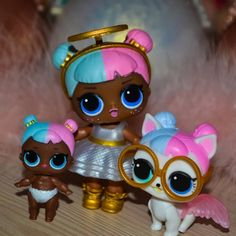 Sugar and her family #lolsurprise #lolpets #loldoll #lollilsisters #collectlol #lollilsugar #sugar #sugarpup #lol #family #lolsurpriseseries2 #followme #doll #photo