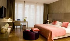 Rosa Grand Stunning Luxury Hotel in Milan