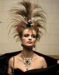 Gloria von Thurn und Taxis, The punk princess...