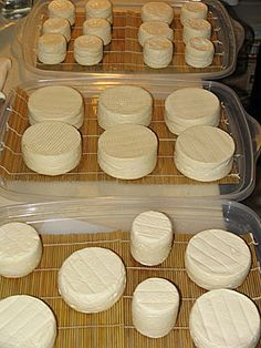 Learn how to make a cheese cave at home. If you want your cheese to ripen properly you have to make them a good home and take care of them like little bambinos. Goat Recipes, Milk Recipes, Cheese Recipes, Dairy Recipes, Cheese Cave, Wine Cheese, How To Make Cheese Sauce, Cheese Shop, Artisan Cheese