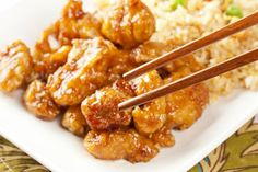 I Conquered This Recipe - Simple Slow Cooker Orange Chicken Crockpot Recipes, Chicken Recipes, Orange Chicken, Cashew Chicken, Chinese Restaurant, Quick Easy Meals, Great Recipes, Yummy Recipes, Macaroni And Cheese