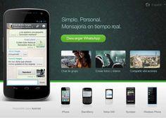 Descargar WhatsApp se ha vuelto viral en todo el mundo - http://descargarwhatsapp.org.es/
