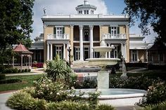 Belmont Mansion Gardens & Grounds | Photos by Ed Houk | Belmont Mansion | Nashville, Tennessee