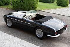 Maserati A6GCS/53 Frua Spider 1956
