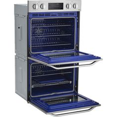 """LG Studio LSWD309BD 30"""" Double Wall Oven. LG Studio - Spring Kitchen Bundle (up to $1700 value)."""