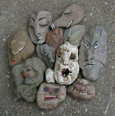 Mandagoras World: Steine bemalen ( Glücksteine & Schutzengel)
