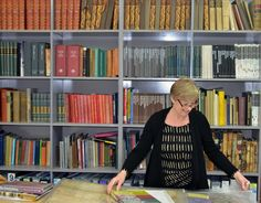 The archive library is a facility unique to Brintons and is an invaluable resource to designers, conservators, decorators and contractors world-wide.