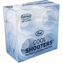 Cool Shooters - Shot Glass Ice Cube Tray