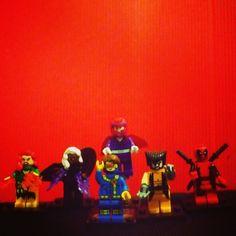 """The Uncanny X-Men at Genosha Island #lego #marvel #xmenlego #marvellego #xmen #cyclops #phoenix #storm #magneto #wolverine #deadpool #minifigurines #superheroes"" Photo taken by @meddiejusuf on Instagram, pinned via the InstaPin iOS App! http://www.instapinapp.com (02/08/2015)"