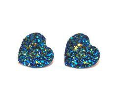 Hey, I found this really awesome Etsy listing at https://www.etsy.com/listing/172411258/blue-druzy-earrings-blue-earrings