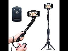 Best BlueTooth Selfie Monopod - Yeungtang YT1288 - Ranked 5 in Amazon Se...