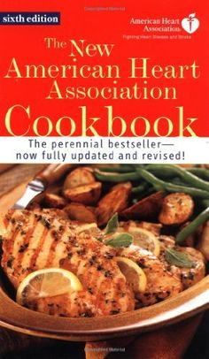 The New American Heart Association Cookbook (American Heart Association) | Used Books from Thrift Books