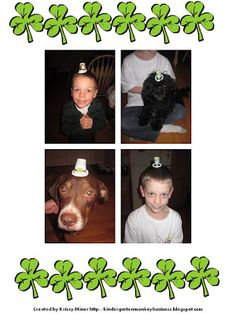 Shrink the hats and they'll always wonder how those Leprechauns did it!  AMAZING and UNFORGETTABLE for all ages at home or at school! The Legend of the Shrinking Leprechaun Hats (Including a Freebie AND the contest winner is announced!)