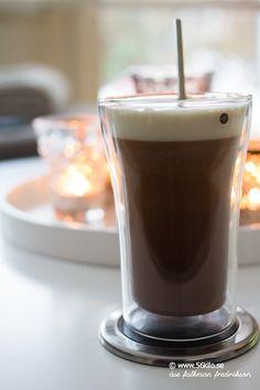 Irish Coffee med Sukrin Gold - 56kilo - Inspiration, Hälsa och Livets goda!