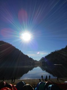 See 10 photos from 3 visitors to Ranu Kumbolo. Galaxy Wallpaper, Iphone Wallpaper, Foto Nature, Beautiful Scenery, Instagram Story, Hiking, Journey, Explore, Adventure