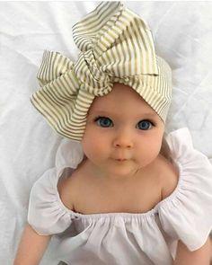 53 Baby Girls Clothing Ideas In - babybilder - Cute Little Baby, Baby Kind, Cute Baby Girl, Little Babies, Baby Girls, Cute Babies, Baby Boy, Kids Girls, Baby Turban