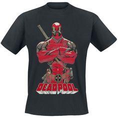 Deadpool Pose van Deadpool